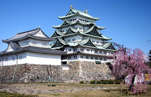 Lâu đài Osaka - Nhật Bản