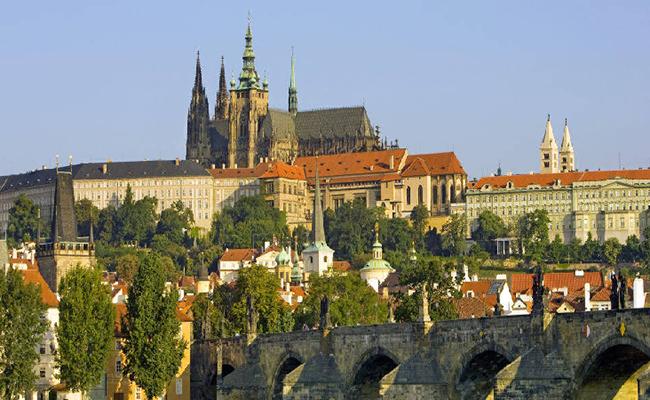Lâu đài Prague - Cộng hòa Séc